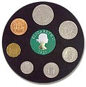 1957 Commemorative Coin Set