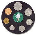 1958 Commemorative Coin Set