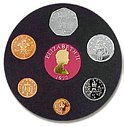 1972 Commemorative Coin Set