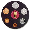 1975 Commemorative Coin Set