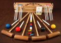 The Garden Croquet Set - 4 Player