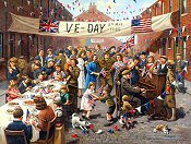 VE Day Celebration - Kevin Walsh