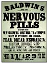 Nervous Pills (Postkarte)