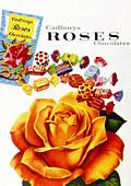 Post Card  Roses Chocolates
