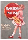 Carte Postale - Mansion Polish (We lighten  mummy`s housework)