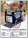 Wall�s Ice Cream (Postkarte)