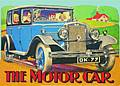 THE MOTOR CAR (Postkarte)