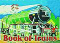 BOOK OF TRAINS (Carte Postale)