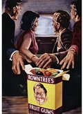 Rowntree`s Fruit Gums Postcard