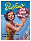 BUTLINS (Carte Postale)