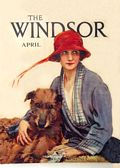 THE WINDSOR LADY POSTCARD