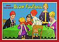 BLOW FOOTBALL (Carte Postale)