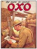SEND OXO POSTCARD