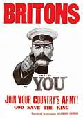 KITCHENER NEEDS YOU (Carte Postale)