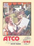ATCO MOWER (Carte Postale)