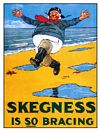 SKEGNESS (Carte Postale)