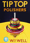 Post Card  Tip Top Polishers