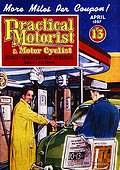 Carte Postale - Post Card  Practical Motorist & Motor Cyclist