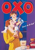 OXO SO TO BED POSTCARD