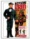 ACTION MAN POSTCARD