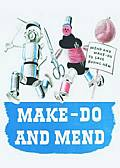 MAKE DO & MEND POSTCARD