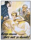 Keep Mum (Carte Postale)