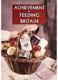 Postcard - Achievement in feeding Britain