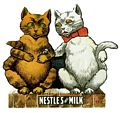 NESTLE CATS RETRO