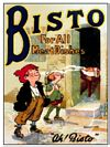 Affiche � encadrer - Bisto Kids Open Door