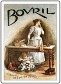 Magnet - BOVRIL WHERE? FRIDGE MAGNET