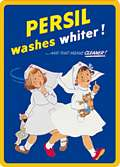 PERSIL WASHES WHITER MAGNET