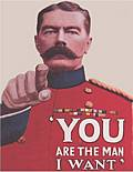 Blechschild 150 x 210mm - A5 YOU ARE THE MAN STEEL SIGN