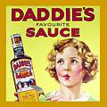 Single Coaster - Daddies Sauce