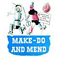 Single Coaster - Make Do and Mend