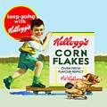 Single Coaster - Kelloggs Cornflakes