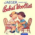 Single Coaster - Jaeger Babies Woollies
