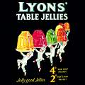 Single Coaster - Lyon Table Jelly