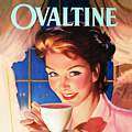 Single Coaster - Ovaltine
