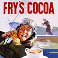 Single Coaster - Frys Cocoa Rich