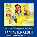 Single Coaster - Lancaster Cloth