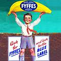 Single Coaster - Blue Label Fyffes