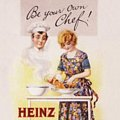 Single Coaster - Heinz (Be your own chef)