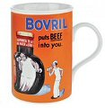 Traditional Mug - Bovril (Puts Beef into you)