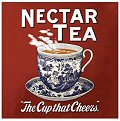 Single Coaster - Nectar Tea