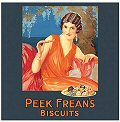 Single Coaster - Peak Freans Biscuits