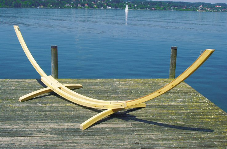 gear portable hammock stand and
