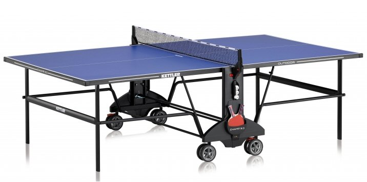 Kettler Champ 3 0 Outdoor Table Tennis Table