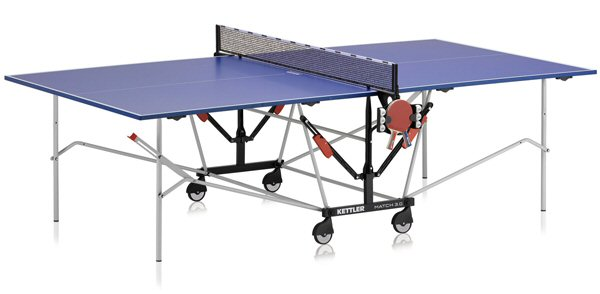 Backyard Table Match : Match 30 Outdoor Table Tennis Table from Kettler for home, school and