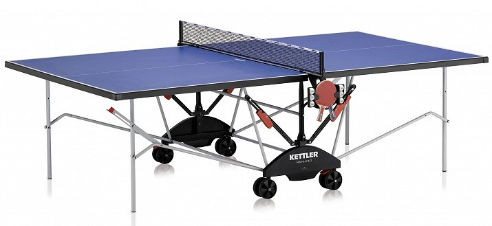 Backyard Table Match : Match 50 Outdoor Table Tennis Table from Kettler for home, school and