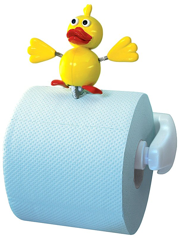 Novelty loo roll holder Kids toilet paper holder